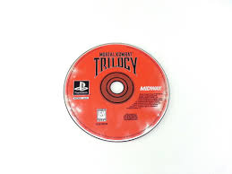 sony playstation 1 logo. mortal kombat trilogy game for sony playstation ps1 psx - loose 1 logo s