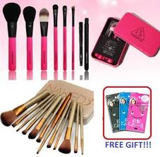 instock in singapore 3ce makeup brushes brush make up