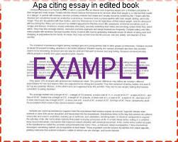 apa citation essay apa citing essay in edited book coursework writing service