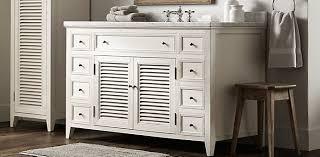 Perfect Rustic White Bathroom Vanities N In Beautiful Design