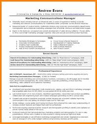 7 Marketing Analyst Resume Service Letters