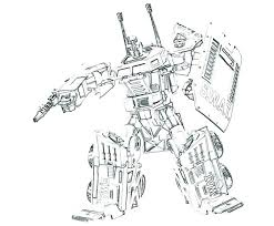 Transformers Coloring Pages Online Fresh Transformers Coloring Pages
