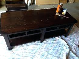 painting coffee table black coffee table chalk paint makeover suddenly inspired painting a black coffee table