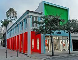 Miami Design District Stores Inside Fendis New Boutique In Miami Design District