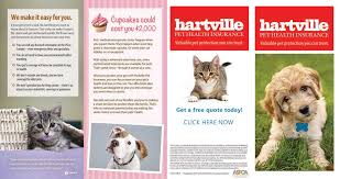 hartville pet health insurance brochure