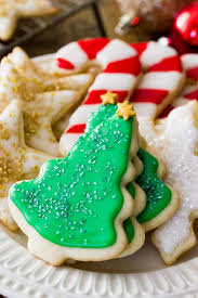 this is the best sugar cookie recipe with an easy sugar cookie frosting