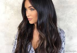Image result for DARK COLOURED hairstyles