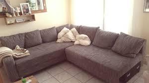 Couch Sofa Wohnlandschaft Rundecke