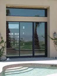 with you patio door the better otherwise the damage can get to the point that you will need a new door naturally to repair it is more cost effective