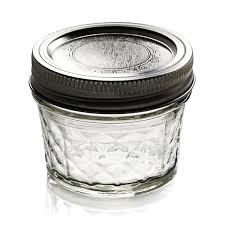 Ball Quilted Crystal Jelly Jar – Clear 4oz – Set of 12 | Kombi ... & Ball Quilted Crystal Jelly Jar – Clear 4oz ... Adamdwight.com