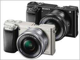 sony ilce 6000. the a6000 is available in silver or black sony ilce 6000