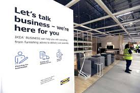 a business furniture display is seen wednesday jan 23 2019 in the soon