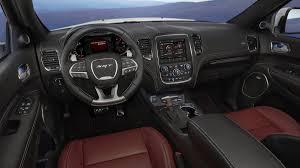 Gallery 2018 Dodge Durango SRT interior | Autoweek