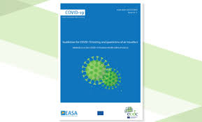 Guidelines for COVID-19 testing and quarantine of air travellers - Addendum  to the Aviation Health Safety Protocol