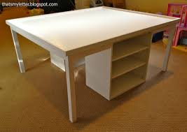 Craft Table L