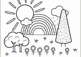 Disegni Per Bambini Facili Bello 15 Disegni Facili Da Colorare Per