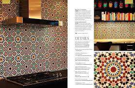 Kitchen Tile Uk Kitchen Backsplash Tile The Official Zellij Gallery Blog