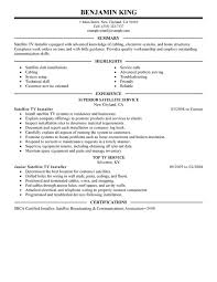 call center customer service resume satellite tv installer customer service  - Customer Service Duties List