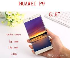 huawei phone p9. new 2017 huawei p9 max clone octa core 4g phone 2gram 16g rom mobile unlocked dual sim card fake 4g gps android 6.0 5.5 inch phones