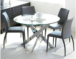 full size of black glass and chrome dining table chairs white room sets round furniture outstanding