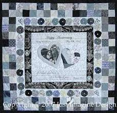 Wedding Quilt Patterns Classy Wedding Remembrance Quilt Designed By Mary Nelson Zadrozny