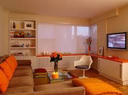 Burnt Orange And Brown Living Room Property Cool Inspiration Design
