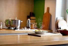 kitchen counter close up. Wood Countertop \ Kitchen Counter Close Up
