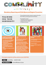child abuse flyers napcan our programs