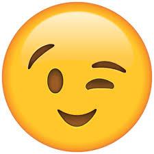 Download Wink Emoji Icon Emoji Island