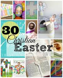 30 christian easter crafts do small things with love