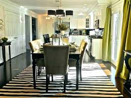 area rug under dining table rugs under dining table cool rugs in dining room traditional with