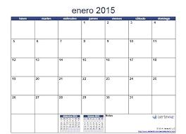 Calendarios Para Imprimir 2015 Calendario Del 2015 Mes Por Mes Para Imprimir Universo Guia