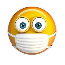 Emoji Mit Hygienischen Maske Opmaske Gesicht Emoticon Stockfoto und mehr  Bilder von Ansteckende Krankheit - iStock