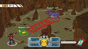 So I made a Pokemon game idea screenshot. What do you guys think? [OC]:  pokemon