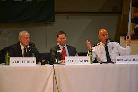 Gualtieri Vs. Rice Takes Center Stage at Sheriff Candidates' Debate | St.  Pete, FL Patch