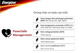 Nơi bán Pin sạc dự phòng Energizer 10.000mAh lõi Li-Po 2 cổng - Luxury  Leather - UE10009 (Đen) giá tốt nhất - Tháng 07/2021