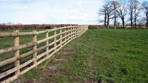 wooden farm fence. POST AND RAIL PADDOCK FENCING DEVON Wooden Farm Fence