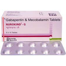 Nurokind G Tablet 10's Price, Uses, Side Effects, Composition - Apollo 24