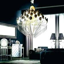 battery powered chandelier