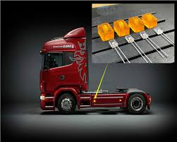 Scania Lights Us 45 99 Remote Control Scania Truck Side Skirt Plate Decorative Led Lights For Tamiya 1 14 Scale Tractor Trailer Scania R470 R620 56323 In Parts