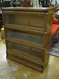 antique glass front bookcase home design ideas door bookcases floating wall entertainment center queen with storage