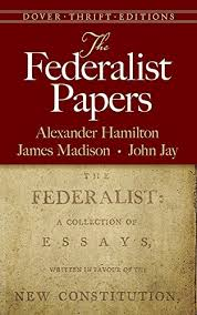 Answer the question being asked about The federalist papers summary    Pinterest essay on federalist papers    and