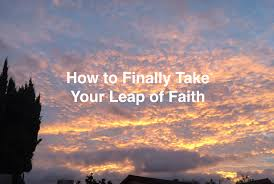 Image result for taking leap of faith pictures