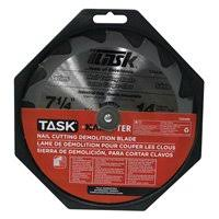 dado blade lowes. t22430 7 1/4-in x 14t nail cutting demolition saw blade dado lowes