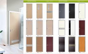 miraculous door veneer laminated wood door simple bedroom door design