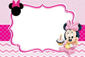 minnie mouse invitation template baby minnie mouse invitation template minnie baby shower