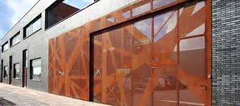 Cor ten steel Weltevree Corten Steel Graavaa Corten Steel Ireland Ba Steel Fabrication