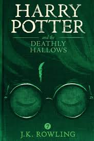 harry potter and the ly hallows e book cover