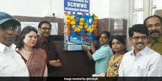 Female Vending Machine Magnificent Kacheguda Station In Hyderabad Gets A Sanitary Napkin Dispensing