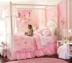 Peaceful Bedroom Decorating Nobby Design Pink Bed For Girl Home Designing